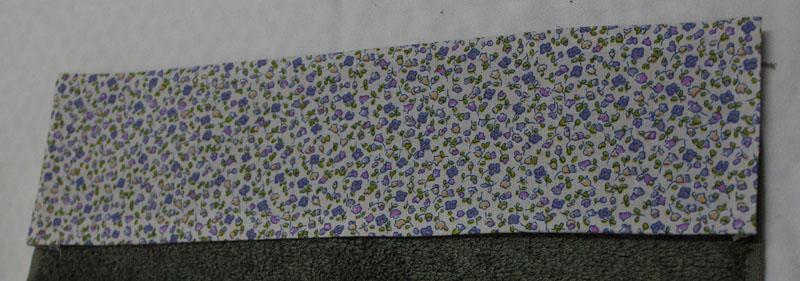 Cómo decorar unas toallas - costurea.es/blog/