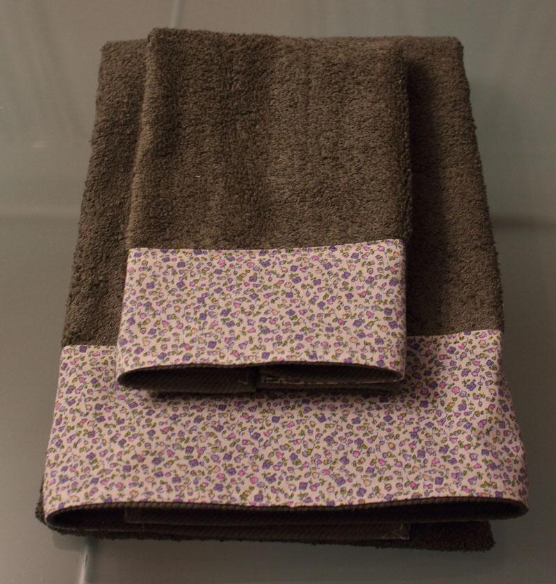c mo decorar unas toallas