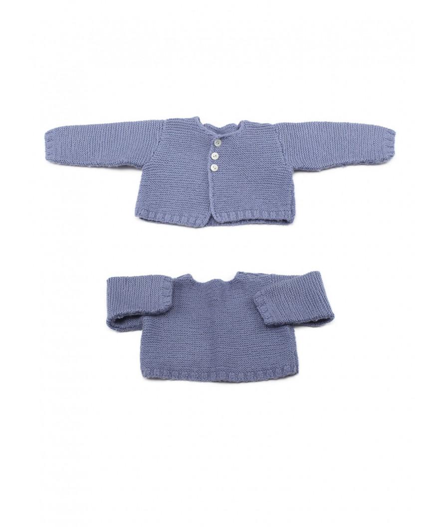 Chaqueta de lana para bebé Torrente