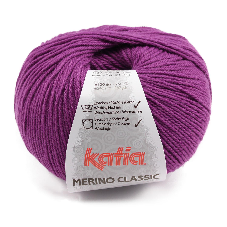 lanas-katia-merino-classic-29-morado