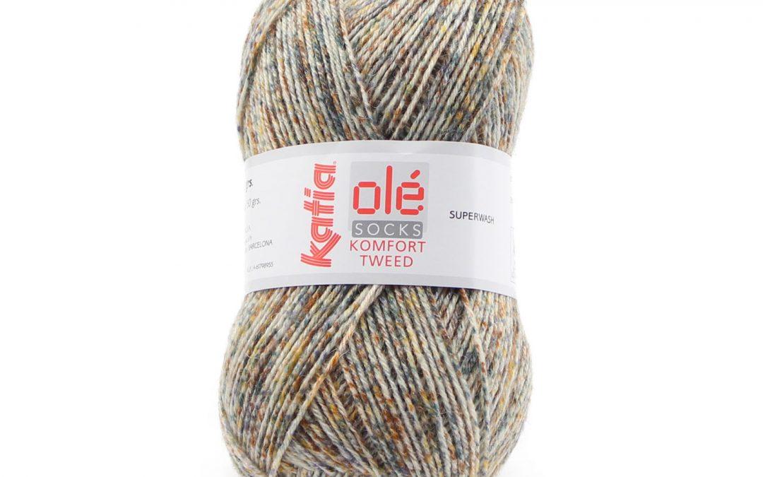 Nuevas calidades de lanas Katia