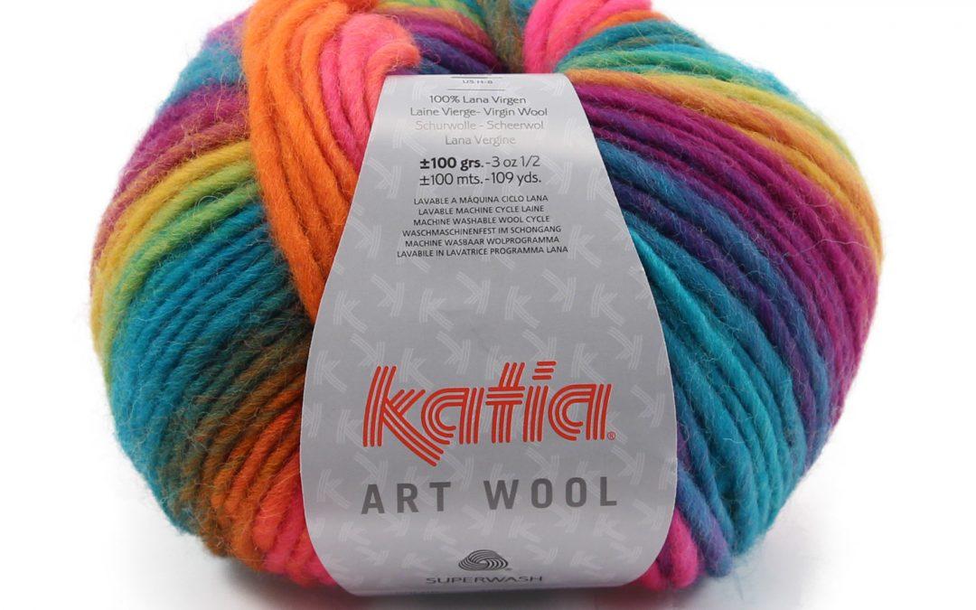 Nuevos kits para aprender con nuevas calidades de Katia 100% naturales