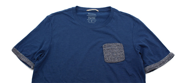 Cómo decorar una camiseta con restos de lana