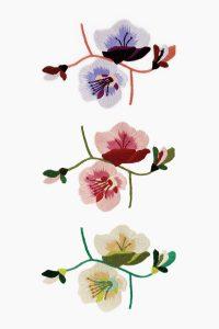 Diagrama para bordar magnolia 1