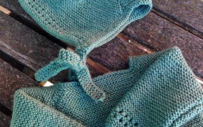 Formas de remate para prendas de bebé a dos agujas