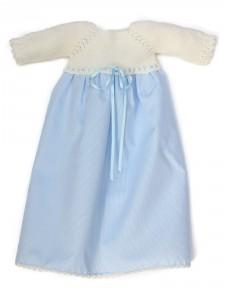 remate para prendas de bebé faldon sabadell