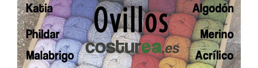 Ovillos en Costurea tienda de lanas onlie