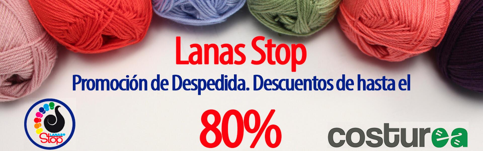 Descuento Lanas Stop